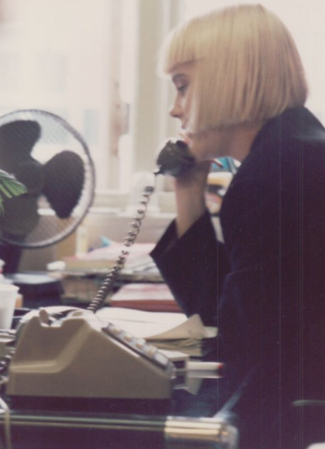 Ros in 1987 when she started her company.